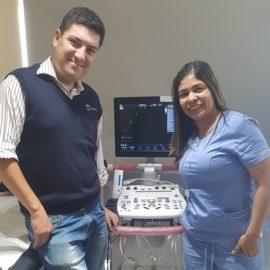 Ecografos Chile entrega equipo Cardiológico GE Vivid S6 en la Serena
