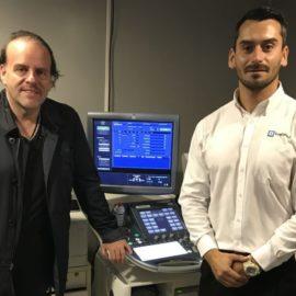 Ecografos Chile entrega equipo GE Voluson E8 a Megasalud Providencia