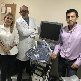 Ecografos Chile entrega equipo GE Voluson S6 a Raymedic Quilicura